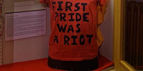Cambridge Talks. A Great Unrecorded History: Cambridge's Queer Past tickets