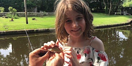 Free Let's Fish! - Llangollen -  Learn to Fish session tickets