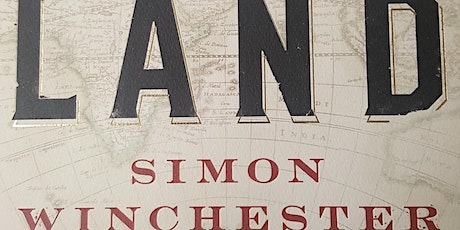 Land - A Conversation with Simon Winchester tickets
