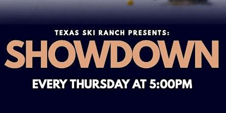 TSR Thursday Night Showdowns! tickets