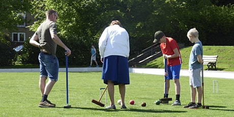 Croquet Pay and Play tickets