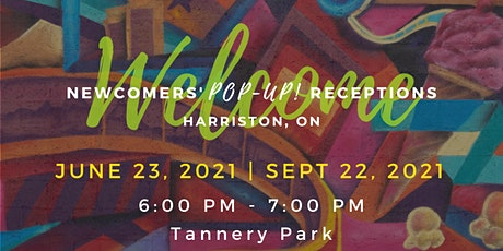 Newcomers' Welcome Reception - Harriston tickets