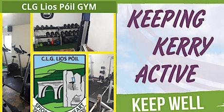 Keeping Kerry Active - Ballríocht aclaíochta Lios Póil do deich euro tickets