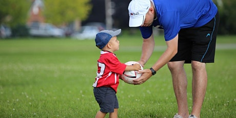 Free Outdoor Sportball Soccer Class: Parent and Child (2-3yrs) @2:15PM EST tickets