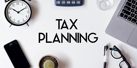 Free webinar: Tax planning for companies and directors tickets