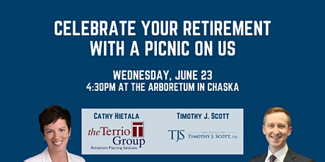 Celebrate Your Retirement with a Picnic on Us tickets
