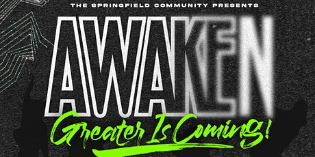 Springfield Community Awaken Youth Revival tickets