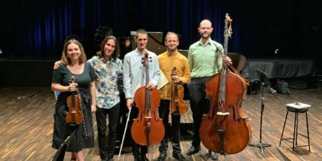 Free lunchtime concert: Metamorfosi Ensemble play Schubert's Trout Quintet tickets