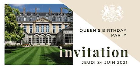 UK Nationals Queen's Birthday Party tickets