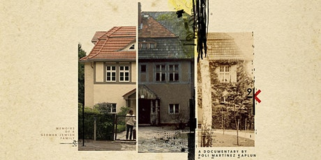 """""""The House on Wannsee Street"""" Film and Post Film Discussion tickets"""