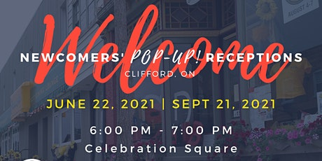 Newcomers' Welcome Reception - Clifford tickets