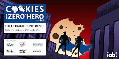 Cookies: from Zero to Hero biglietti