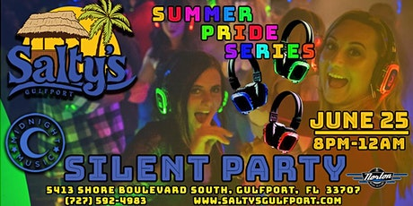 Summer Pride Silent Party tickets