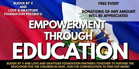 Empowering Through Education tickets
