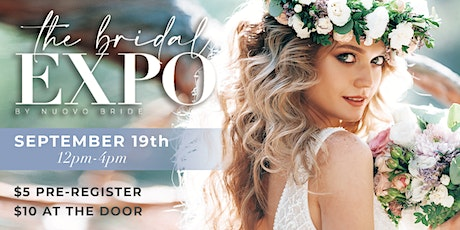 The Bridal Expo tickets