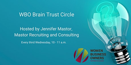 Women Business Owners - Brain Trust tickets