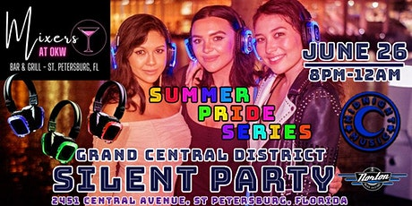 Pride Night Silent Party tickets