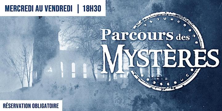 Image de Visites guidées | Parcours des Mystères | 30 juin au 17 septembre