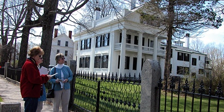 Historic District Walking Tour tickets