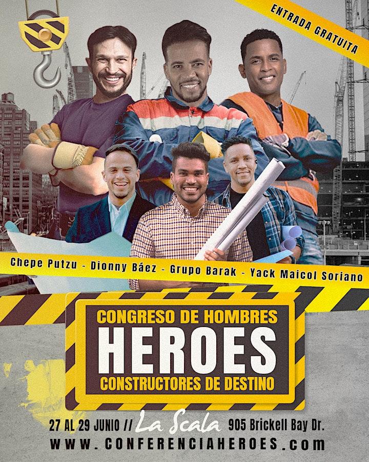 Imagen de Héroes - Constructores de Destino