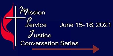 Mission, Service, & Justice Conversation Series tickets