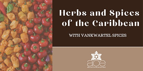 Herbs & Spices of the Carribean tickets