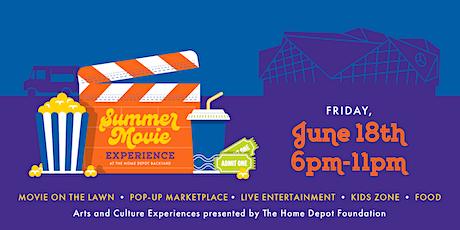 Summer Movie Experience Kickoff: Juneteenth Celebration tickets