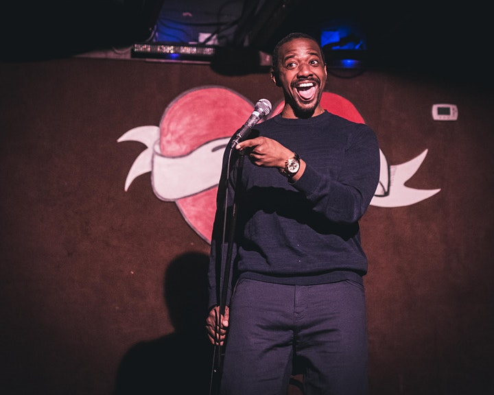 The Riot Comedy Show presents Vlad Caamaño (Comedy Central, HBO, Kimmel) image