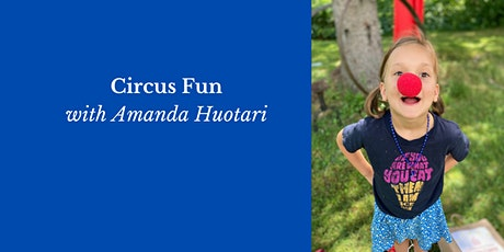 Circus Fun (Ages 6-8) tickets