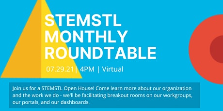 July Roundtable tickets