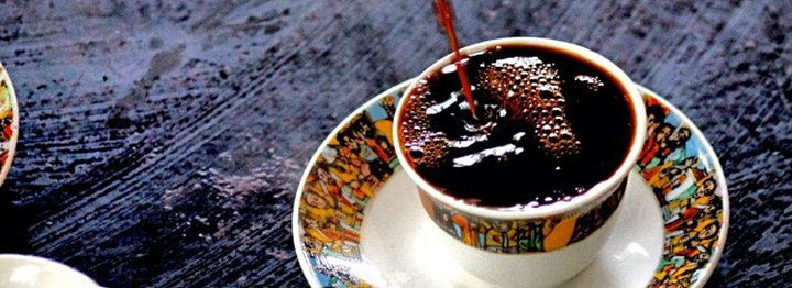 June Event: Learn How To Make Ethiopian Coffee image