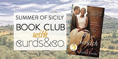 Sicilian Book Club - Summer of Sicily Series tickets