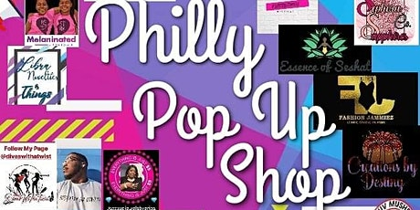 Philly Pop Up Shop tickets