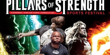 Pillars of Strength - Spencer Tyler Classic tickets