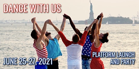 Dance With Us Platform Launch and Party with Daniel Gwirtzman Dance Company tickets