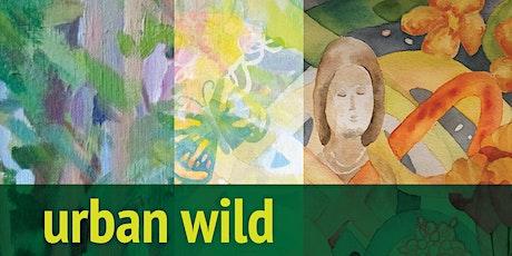 Urban Wild - art show and sale tickets