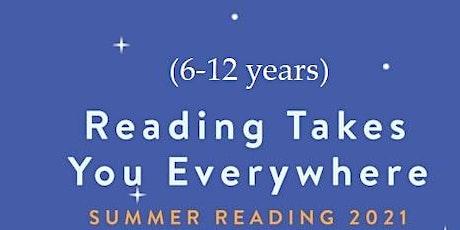 Summer Reading Program (6-12 years) tickets