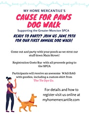 Cause for Paws Dog Walk tickets