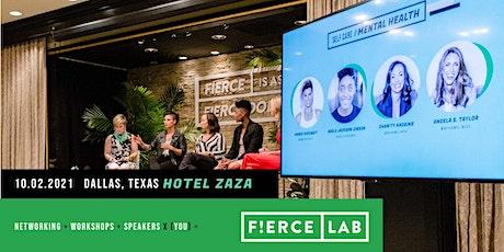 Fierce Lab LIVE 2021 tickets