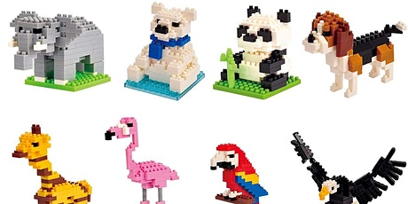 Kid's Summer Adventure: Mini Animal Building Blocks tickets