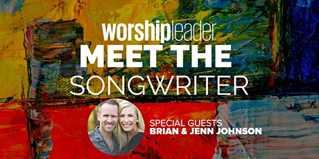 Meet the Songwriter: Brian and Jenn Johnson tickets