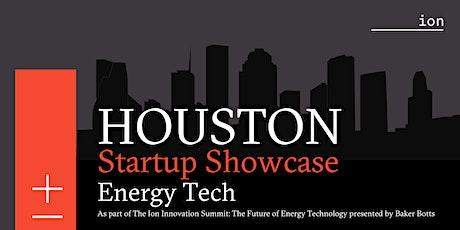 Houston Startup Showcase: Energy Tech tickets