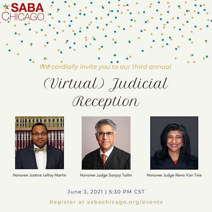 SABA Chicago's Third Annual Judicial Reception image