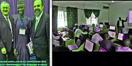 LAGOS PROFESSIONAL TEACHERS ICT WORKSHOP: TIPS FOR EFFECTIVE USE OF ICT tickets