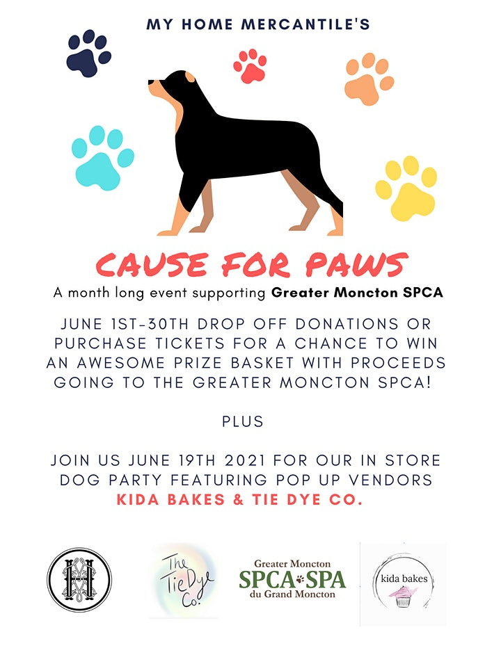 Cause for Paws Dog Walk image