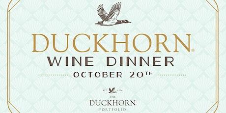 Duckhorn Wine Dinner at Heaton's Vero Beach! tickets