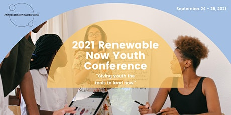 Renewable Now Youth Leadership Conference tickets