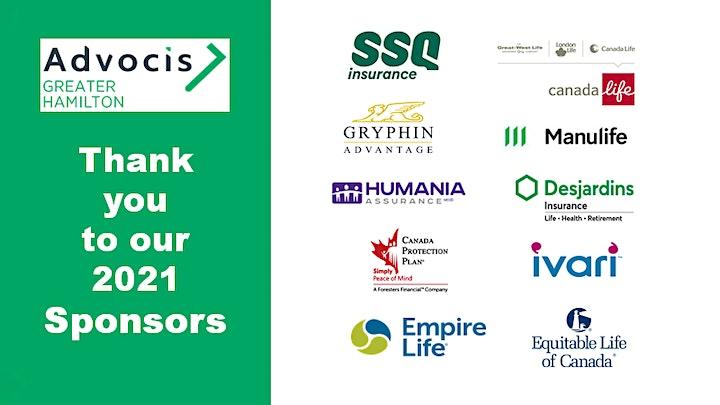Advocis Greater Hamilton: Hot Topic #20 - Leverage Life Insurance with IFA image