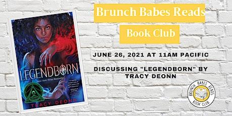 Brunch Babes Reads: June 2021 Virtual Book Club tickets