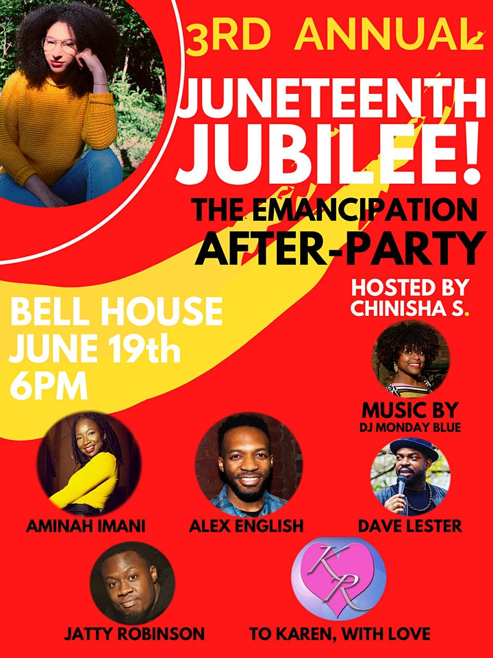 3rd Annual Juneteenth Jubilee: The Emancipation After Party image